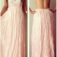 Candied Petals Maxi Dress (more colors)
