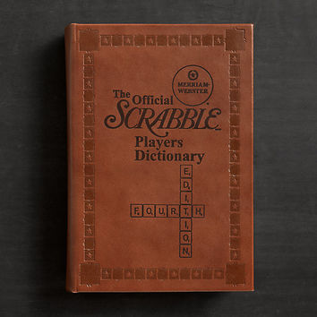 The Official Scrabble Player's Dictionary