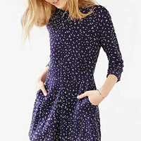 RYDER Midnight Dress- Navy
