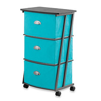 E-Z DO Blue Storage Cart