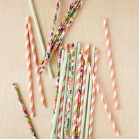 Paper Party Straws Collection- Multi One