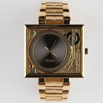 Flud Tableturns Watch Gold One Size For Men 24485371301
