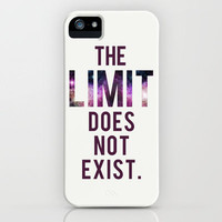 The Limit Does Not Exist - Mean Girls quote from Cady Heron iPhone Case by AllieR | Society6