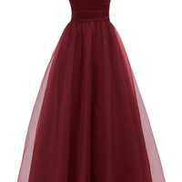 Sunvary New Prom Evening Dress Bridesmaid Dresses Wedding Party Gowns Long