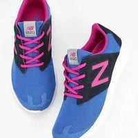 New Balance 1320 Solid Running Sneaker- Blue Multi