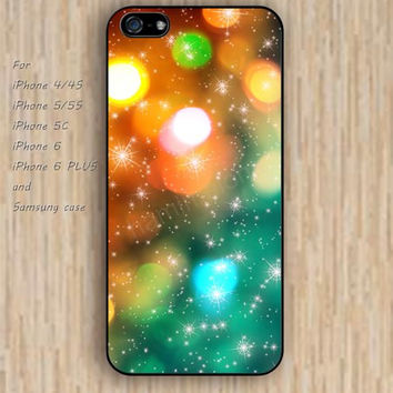 iPhone 6 case colorful lighting sparkle iphone case,ipod case,samsung galaxy case available plastic rubber case waterproof B070