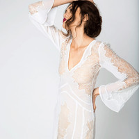 VERMONT GOWN - WHITE | Stone Cold Fox