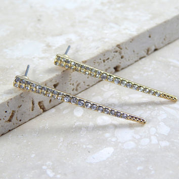 Spiked Stud Earring