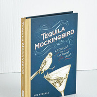 ModCloth Vintage Inspired, Quirky, Scholastic Tequila Mockingbird