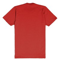We accept the love-Unisex Red T-Shirt