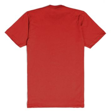 Chubby Taken &ready For Some Bacon-Unisex Red T-Shirt