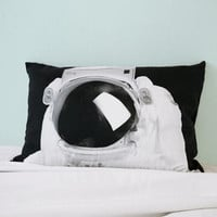 ASTRONAUT pillowcover / SPACEMAN pillowcase