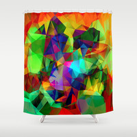 colors Shower Curtain by Haroulita