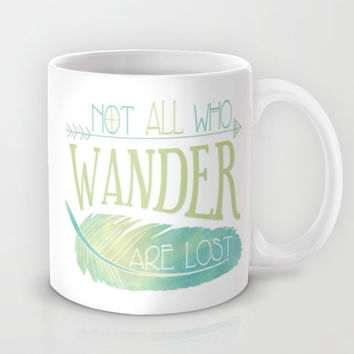 Wanderer Mug by Cute To Boot