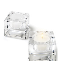 "Product: 2"" x 2"" - Square Tealight Holder -"