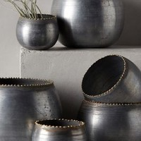 Brass Droplet Bowls by Anthropologie Grey Set Of 6 Bowls