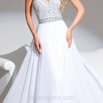 Sweetheart A-Line Prom Gown by Tony Bowls Le Gala