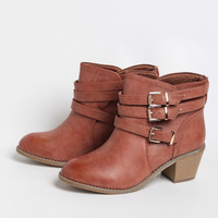 Wiley Ankle Booties