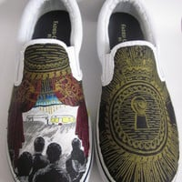 Fall Out Boy - From Under the Cork Tree shoes