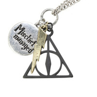 Harry Potter Charms Necklace