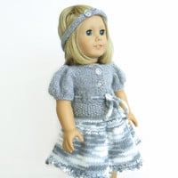 Doll Clothes - Doll Skirt Set - 18 Inch Doll Clothes
