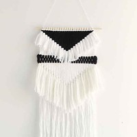 HAZEL & HUNTER Dreamcatcher Wall Hanging- Black & White One