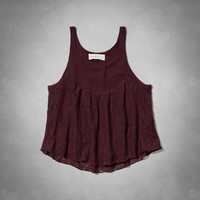Mandy Lace Tank