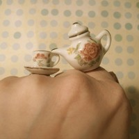 Teapot Ring by thelovelyteaspoon on Etsy