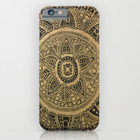 Medallion iPhone & iPod Case by LMMM