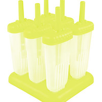 Tovolo Yellow Groovy Ice Pop Mold Set | zulily
