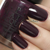 OPI Nail Polish (T28-Honk If You Love OPI) **NEW Touring America Collection