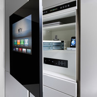 Facilities | Qualities by SieMatic | Multimedia controls | Multimedia systems | Facilities | Qualities