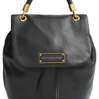 Women's MARC BY MARC JACOBS 'Too Hot to Handle' Backpack - Black