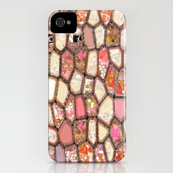 Cells in Pink iPhone Case by Ingrid Padilla  | Society6