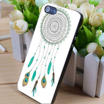 Dream Catcher mint iphone 4/4s/5/5c/5s case, Dream Catcher mint samsung galaxy s3/s4/s5, Dream Catcher mint samsung galaxy s3 mini/s4 mini, Dream Catcher mint samsung galaxy note 2/3
