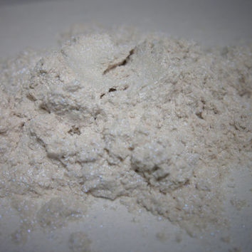 Cosmetic MICA Powder - Blue Icesicle - Translucent Flash - 10-60 Micron - 1/2 OZ Sampler - 8 OZ - Your Choice