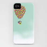 Up iPhone Case by Derek Temple | Society6
