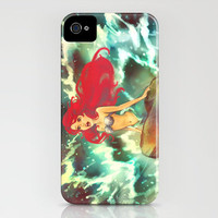 The Mermaid iPhone Case by Alice X. Zhang   Society6