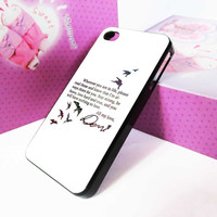 Demi Lovato Quotes samsung galaxy s3 s4 case iphone 4/4s case iphone 5 5s 5c case