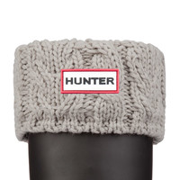 Dual Cable Knit Boot Socks | Hunter Boot Ltd