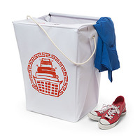 Take Out Box Laundry Hamper