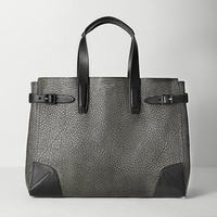Rag & Bone - Bradbury Satchel, Iron Grey Size 1