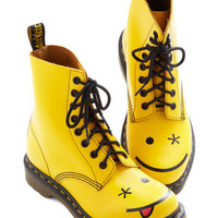 Dr. Martens Vintage Inspired What Shoe Lookin At? Boot