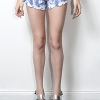 Gab & Kate Summer Skies Shorts
