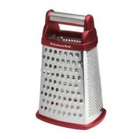 KitchenAid Gourmet Grater, Box, Empire Red