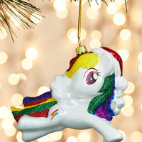 ModCloth 80s Dashing to Decorate Ornament