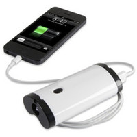 The One Year Smartphone Backup Battery (5600 mAh) - Hammacher Schlemmer