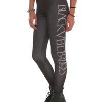 Black Veil Brides Logo Leggings