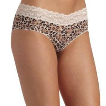 Barely There Women's Go Girlie Foxx All Over Lace Hipster Panty