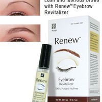 Renew Eyebrow Oil by Rozge .33 oz